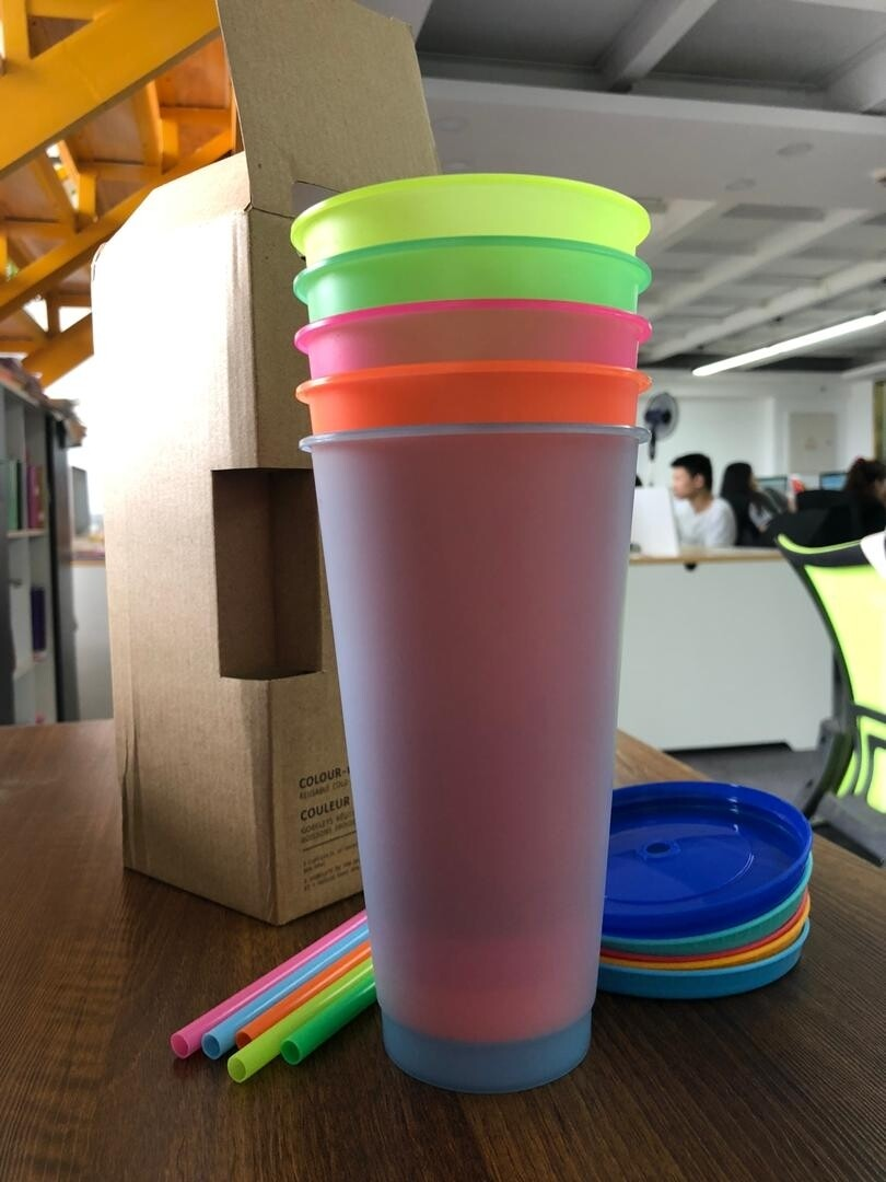 Colour Changing Cups - 5 pack