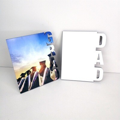 Dad and Grad Sublimation Photo Stand - Sublimation