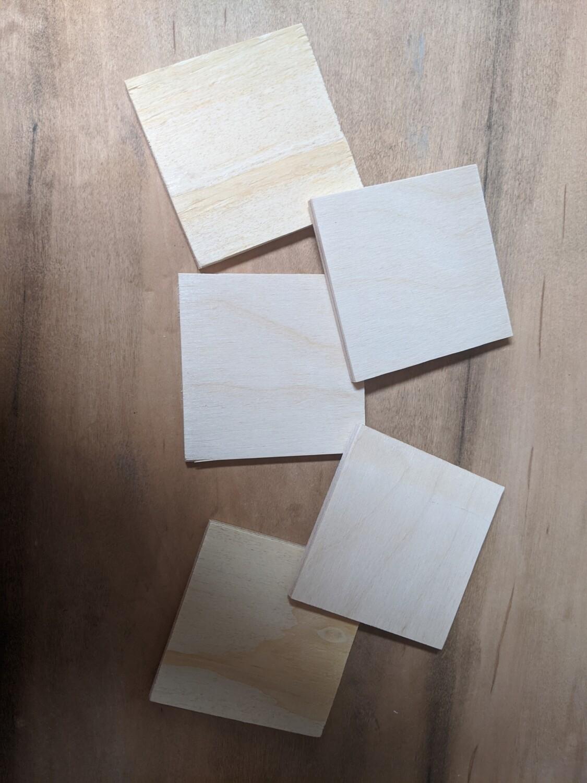 """3"""" Scrabble Tiles - 10 pack"""