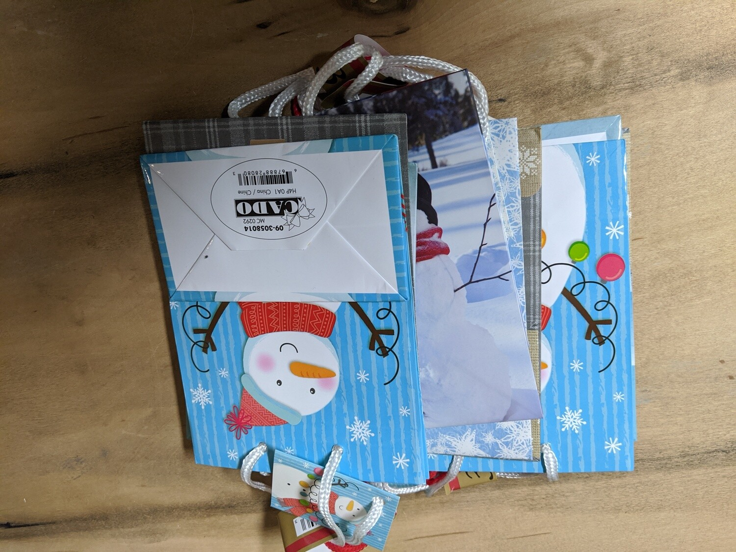 Gift Bags - 9 pack