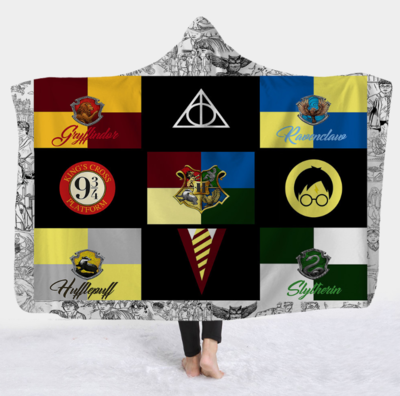 Harry Potter Blankets (Air)