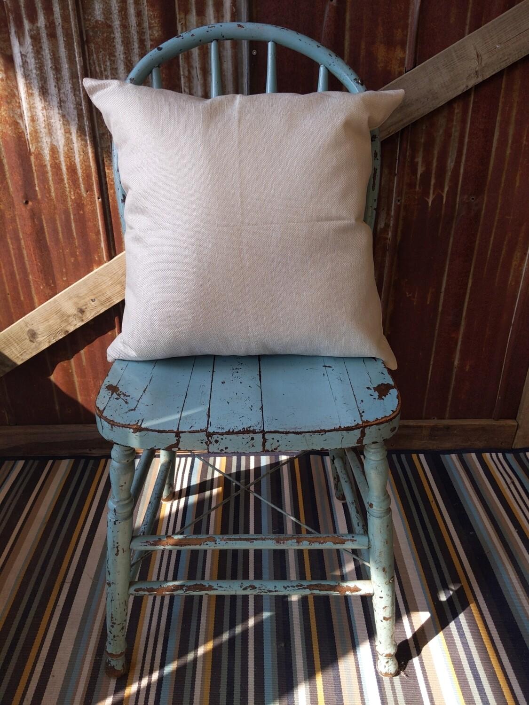 Pillow Case Linen Look - Sublimation