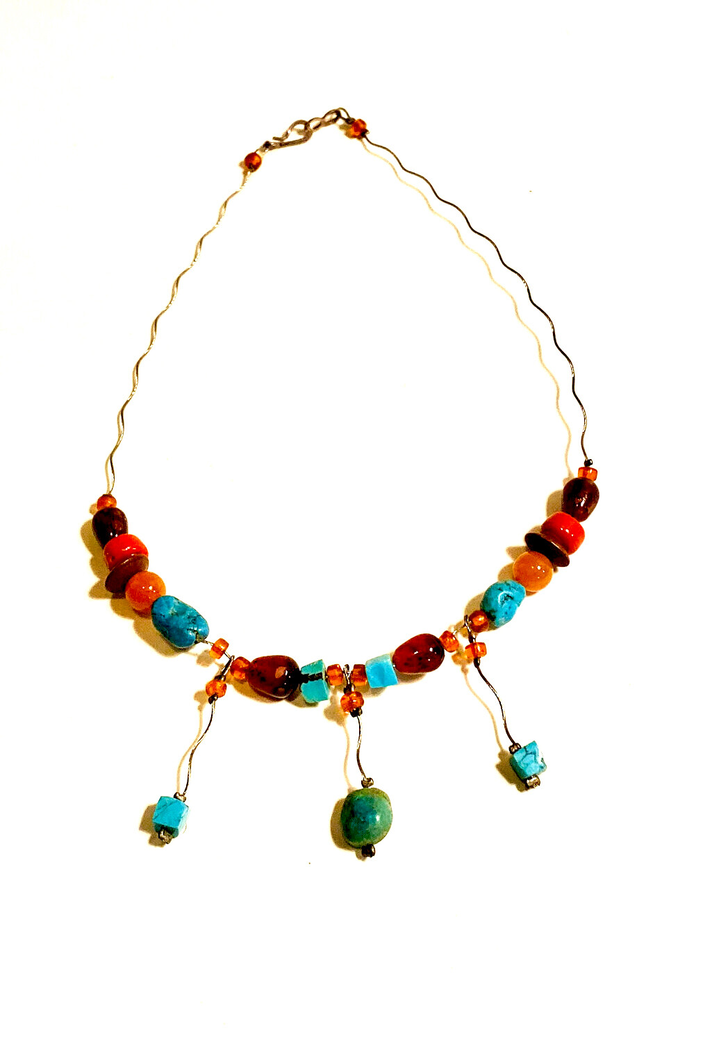 Necklace / Bracelet Multicolored