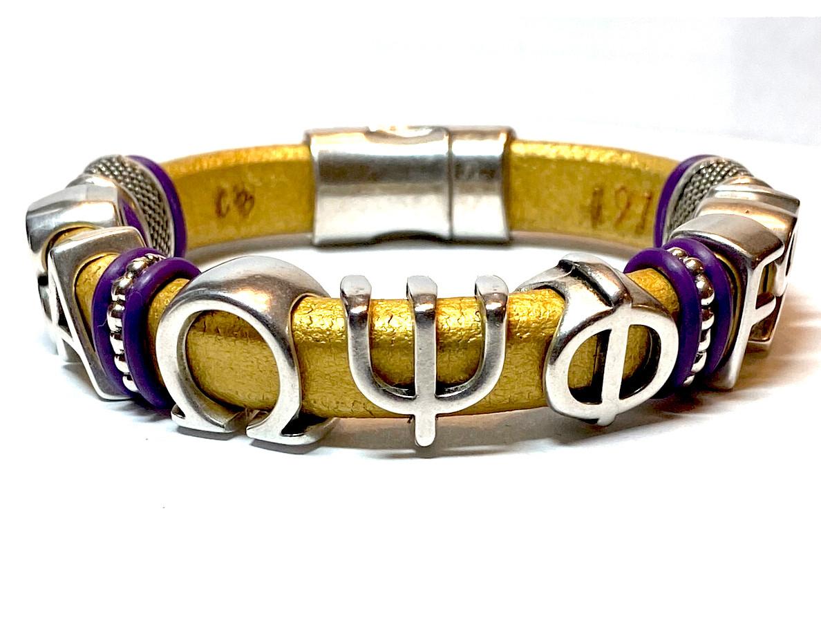 Bracelet/ Personalize Your Omega Custom Design