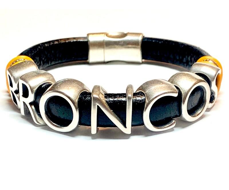 Bracelet   Men's Denver Broncos