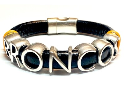 Bracelet | Men's Denver Broncos