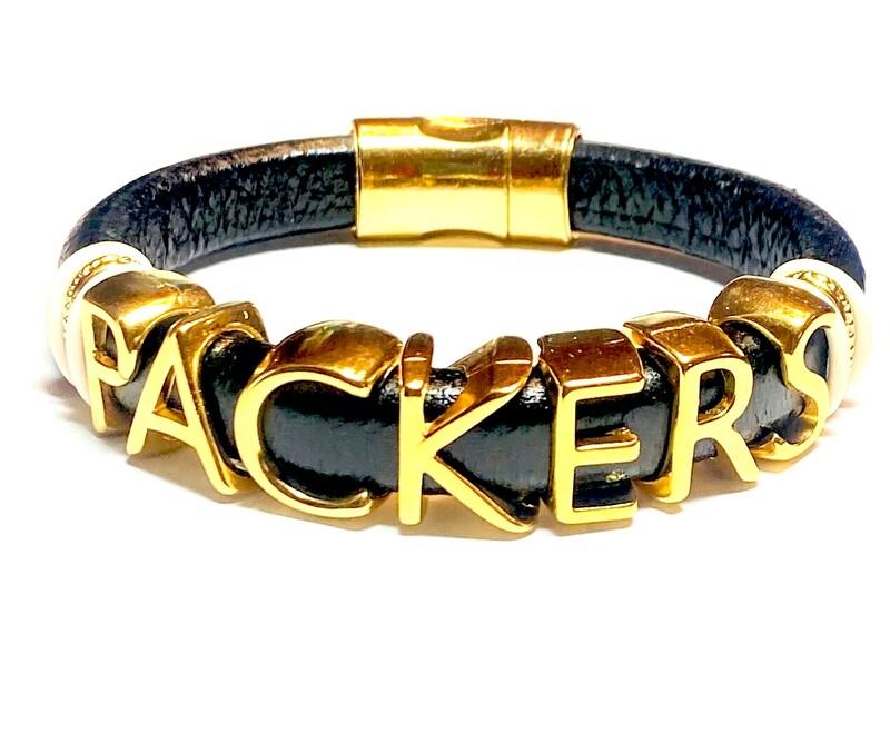Bracelet   Men's Green Bay Packers