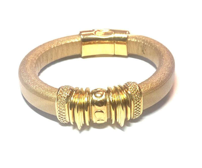 Bracelet | Women's Gold On Gold