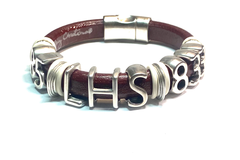 Bracelet | Personalize Your Custom High School Design