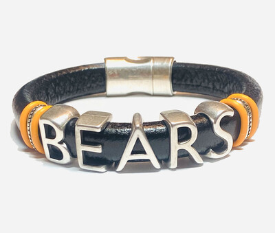 Bracelet | Men's Chicago Bears Bracelet
