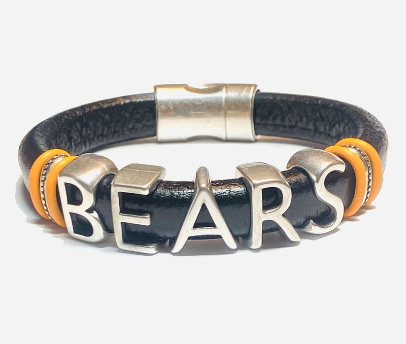 Bracelet | Men's Chicago Bears Bracelet