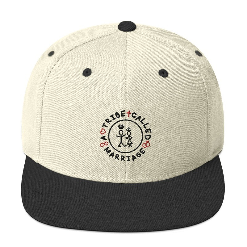 A.T.C.M. (A Tribe Called Marriage) - Snapback Hat