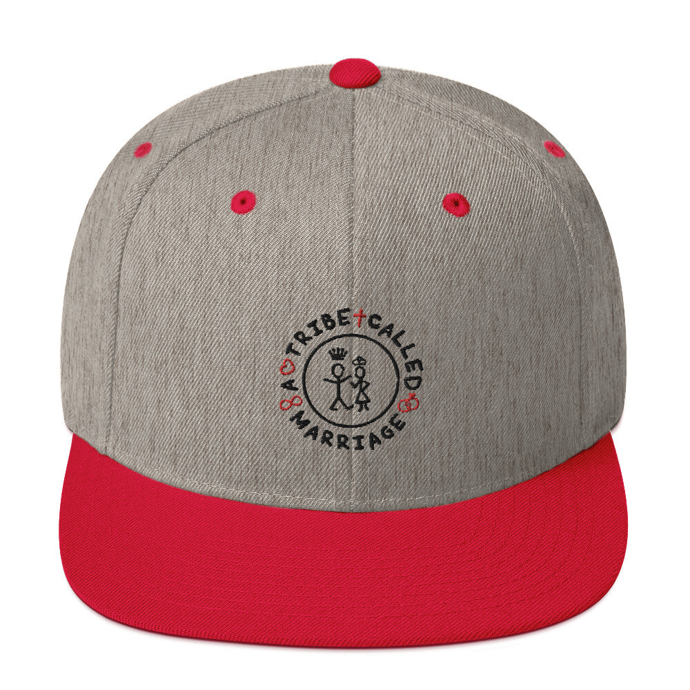 A.T.C.M.(A Tribe Called Marriage) - Snapback Hat