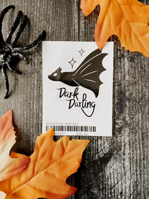 Dark Darling Sticker