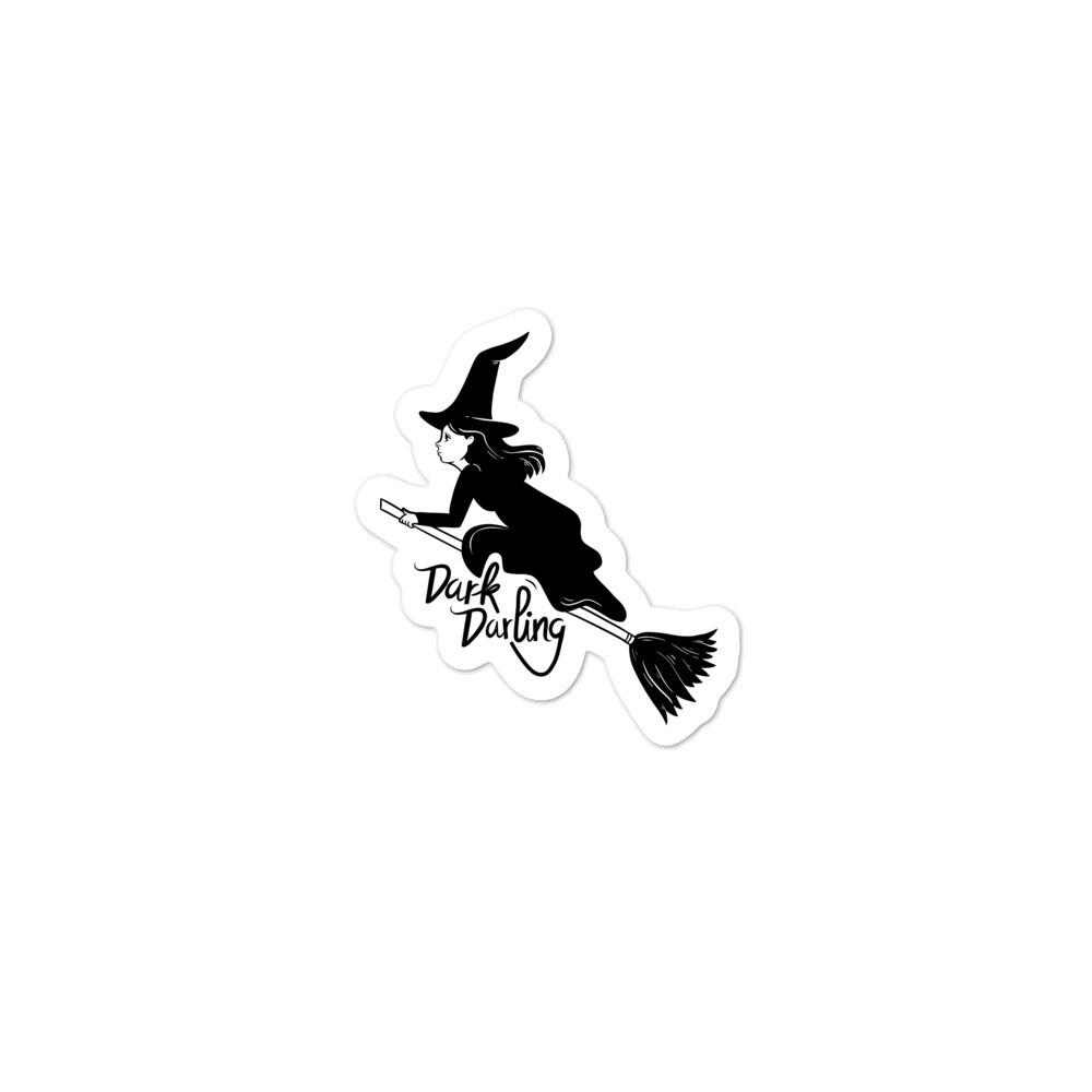 Dark Darling Witch Sticker
