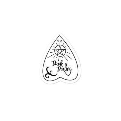 Dark Darling Ouija Sticker