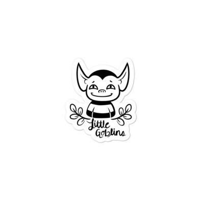 Little Goblins Goblin Boy Sticker
