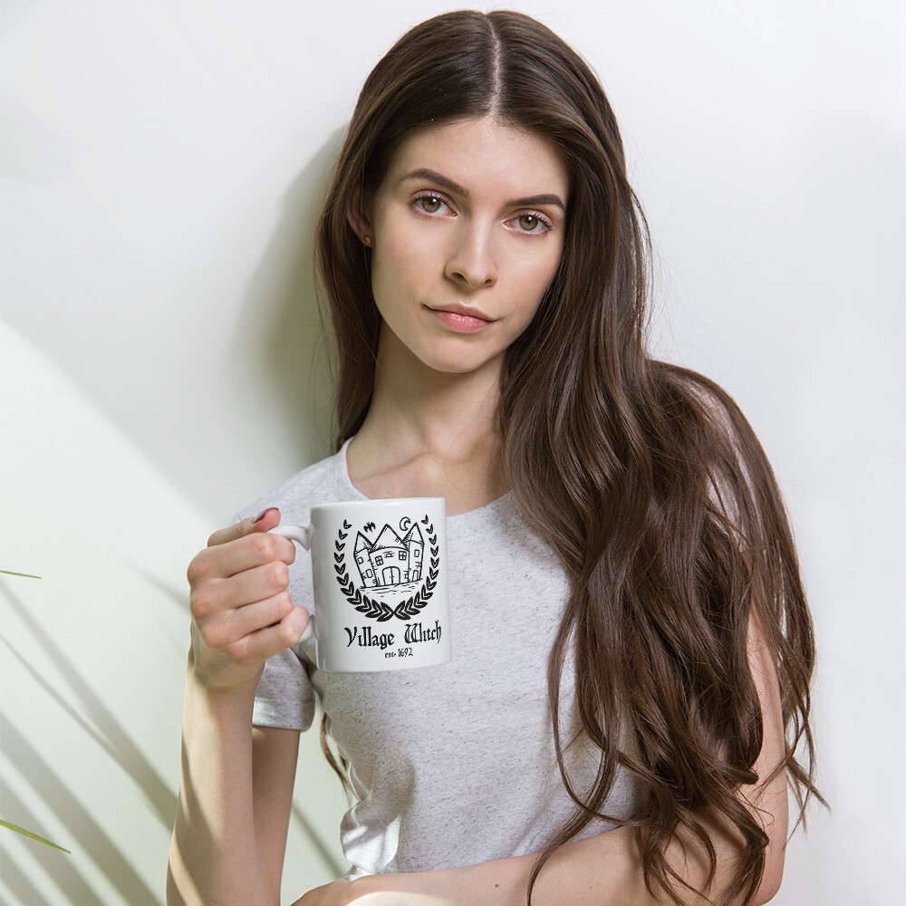 Village Witch Mug