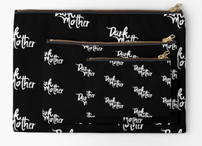 Dark Mother Cosmetic Pouch