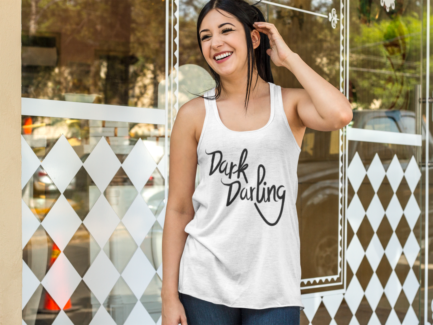 Dark Darling Tank
