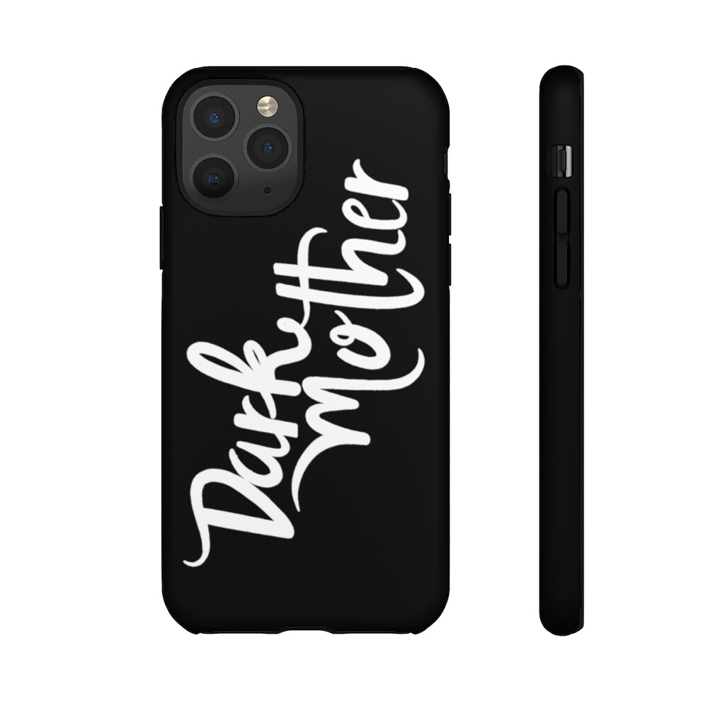 Dark Mother Tough iPhone Case