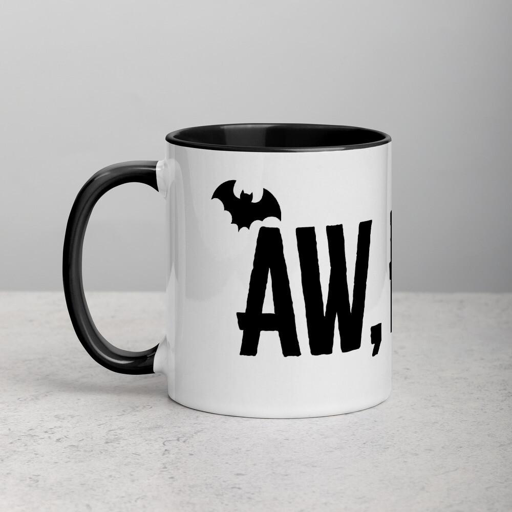 Aw, Bats! Mug