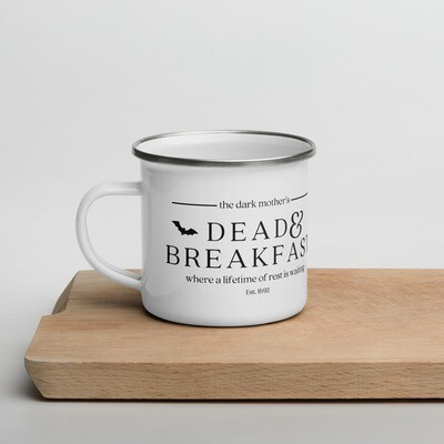 The Dark Mother's Dead & Breakfast Mug