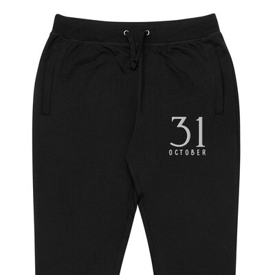 October 31st Skinny Joggers (Unisex)