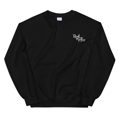 Dark Mother Embroidered Sweatshirt