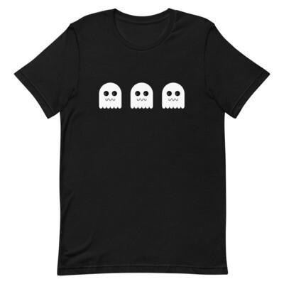 Arcade Game Ghosts Tee