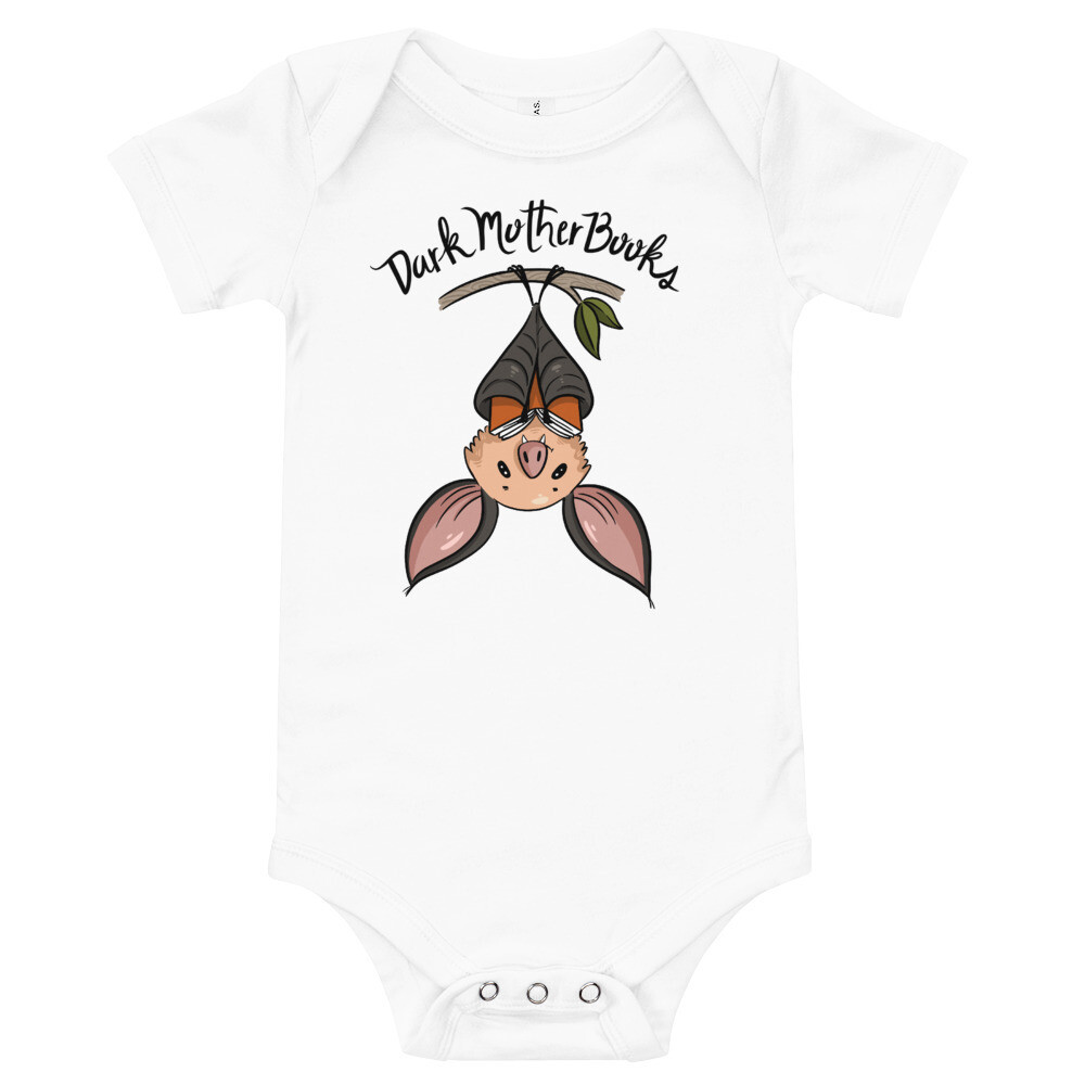 Dark Mother Books Onesie