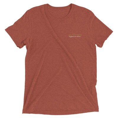 Autumn Equinox Embroidered Tee