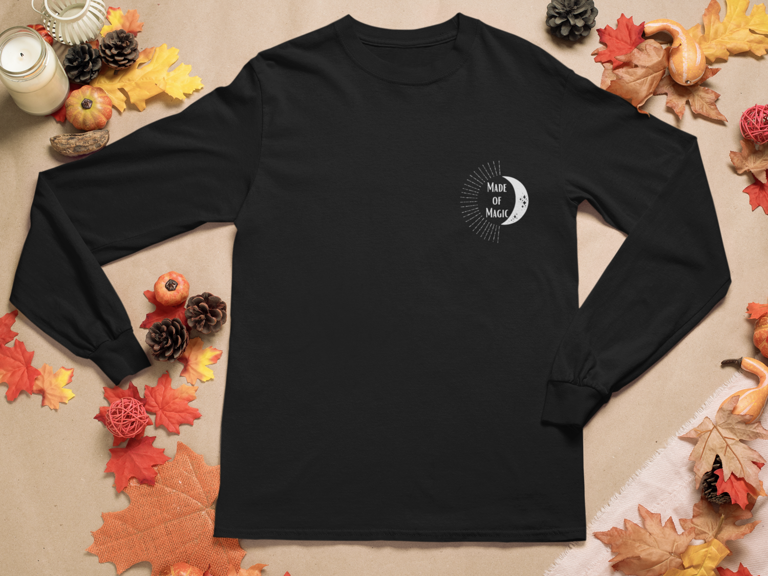 Made of Magic Embroidered Longsleeve