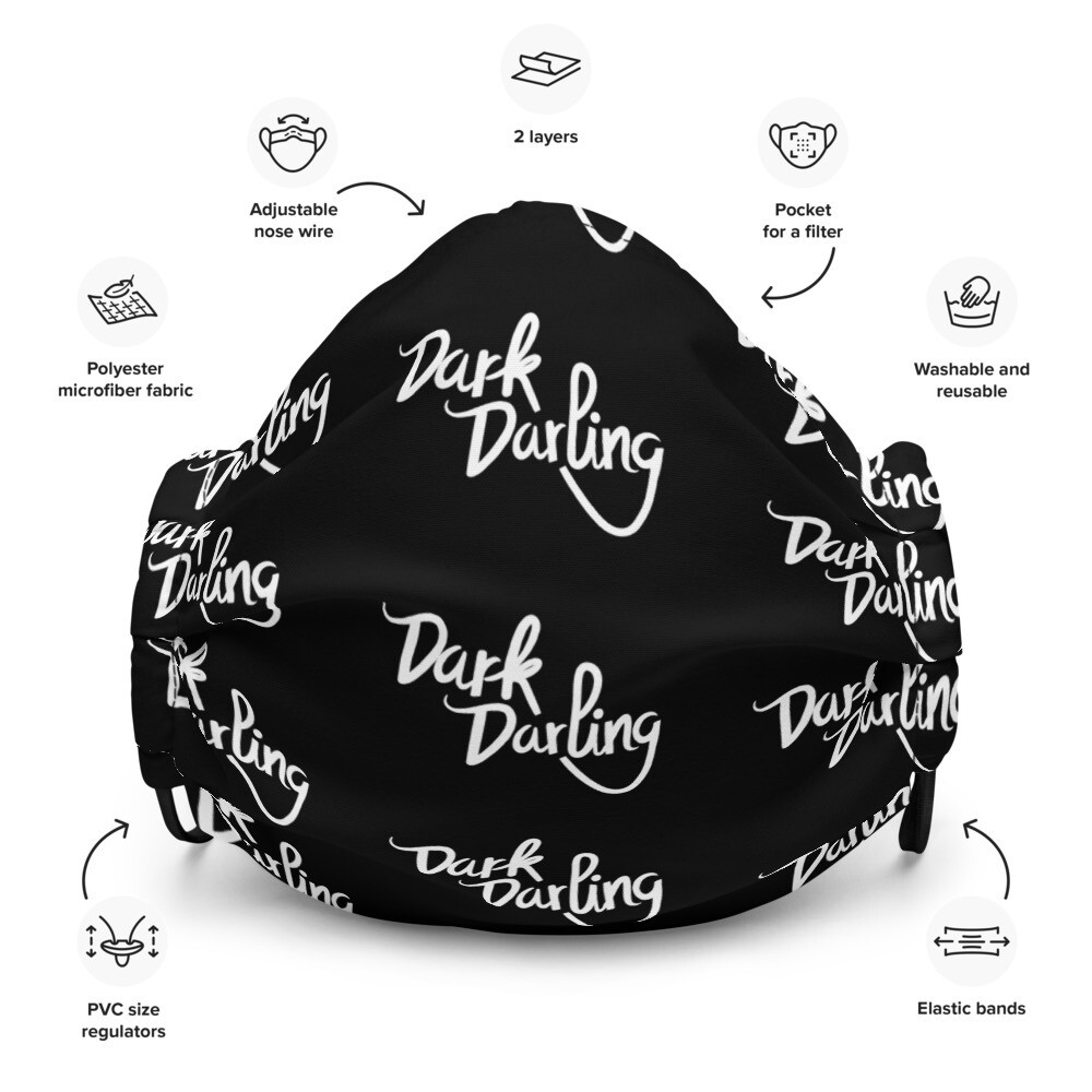 Dark Darling Face Mask