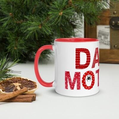 Dark Mother Christmas Mug