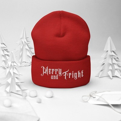 Merry and Fright Beanie