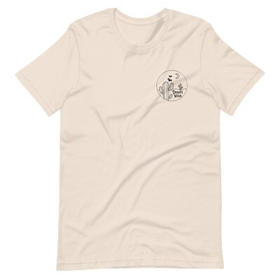 Desert Witch Embroidered Tee