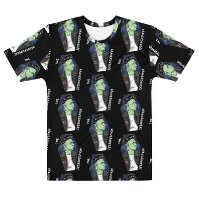 The Graverobbers Pattern Tee (Mens)
