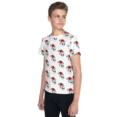 Skully Claus Youth Tee