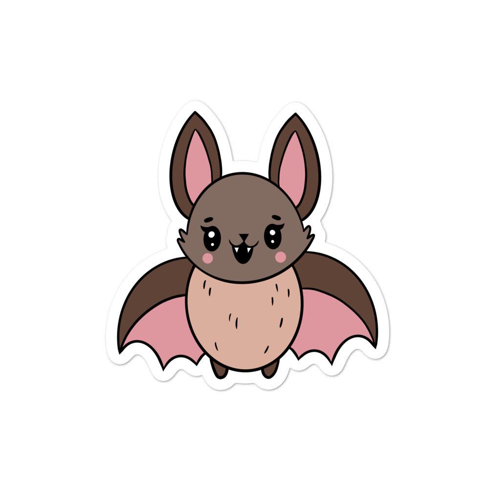 Mavis Bat Sticker