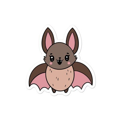 Mavis Bat Sticker