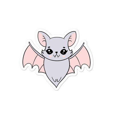 Luna Bat Sticker