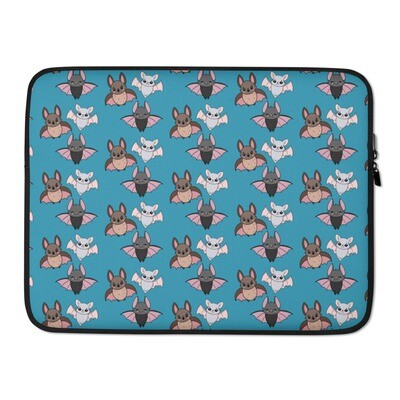 Bat Trio Laptop Sleeve