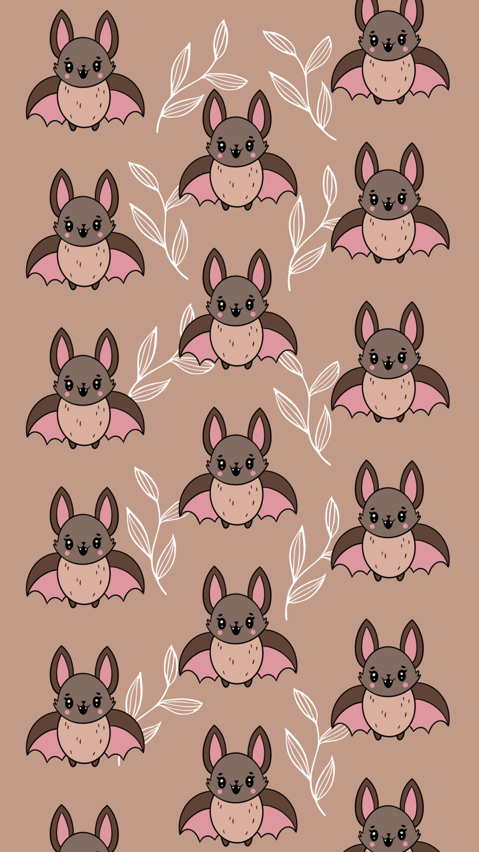 Mavis Bat iPhone Wallpaper