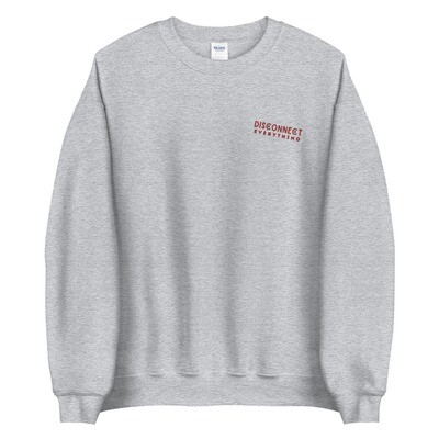 Disconnect Everything Sweater