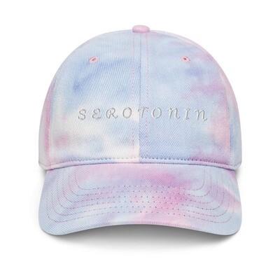 Serotonin Tie Dye Hat