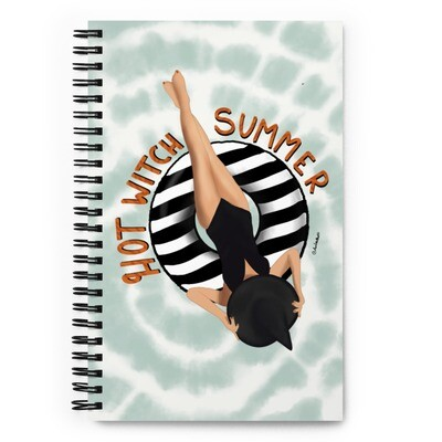 Hot Witch Summer Notebook