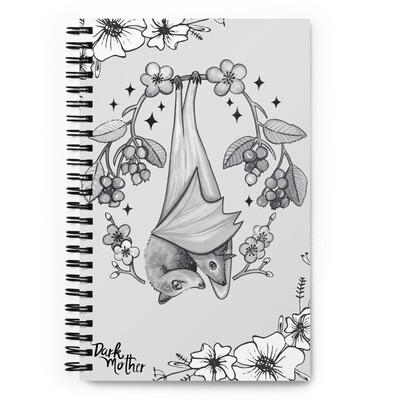 Mama Bat Notebook