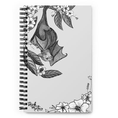 Mama Bat-to-Be Notebook