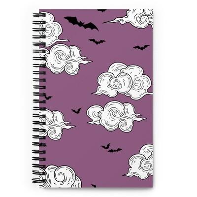 Bats in the Sky Notebook